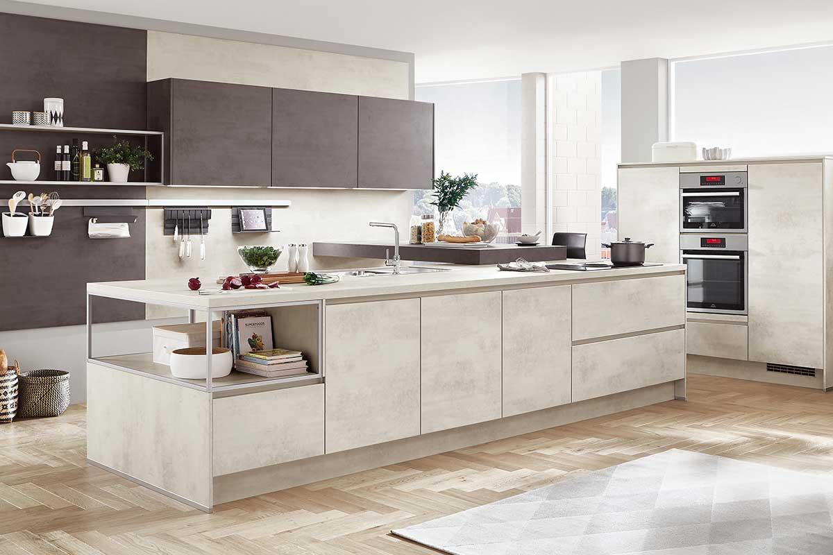 Moderne Küche - Ihr Küchenfachhändler aus Essen: ERWO-MÖBEL